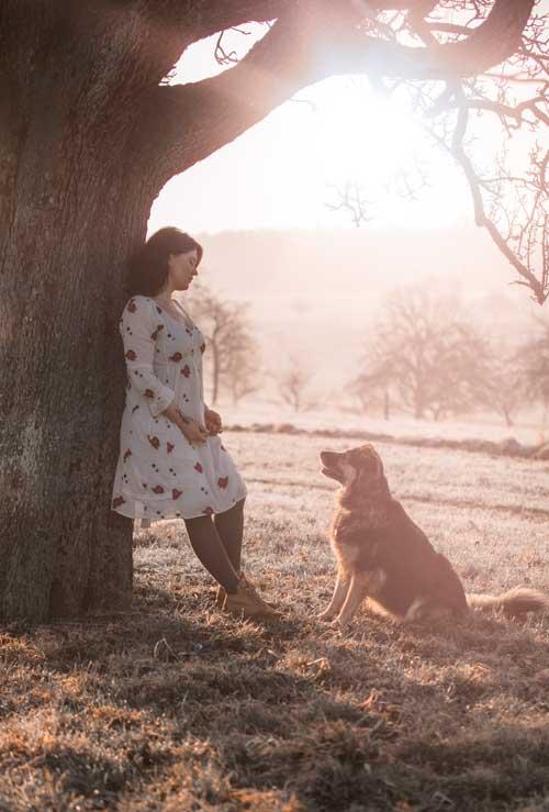 Tierkommunikation – oder woher weiß ich, was du willst?